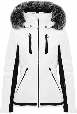 Henni Fur (Bright white)